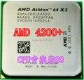 Para los procesadores AMD Athlon 64 am2 de doble núcleo X2 4200 +