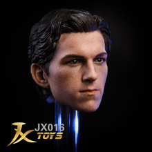 цена на 1/6 Male Carving Model The Avengers SpiderMan Tom Holland Sculpt F PH Action Figure Doll F  12