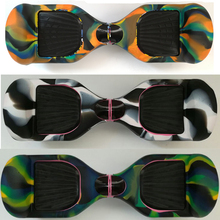6.5″ Inch Hoverboard Silicone Case Full Cover Anti-Scratch Sleeve/Protector for 2 Wheels Smart Self Balancing Electric Scooter