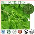 400g mais fresh moringa oleifera/horseradish árvore de folhas em pó com frete grátis