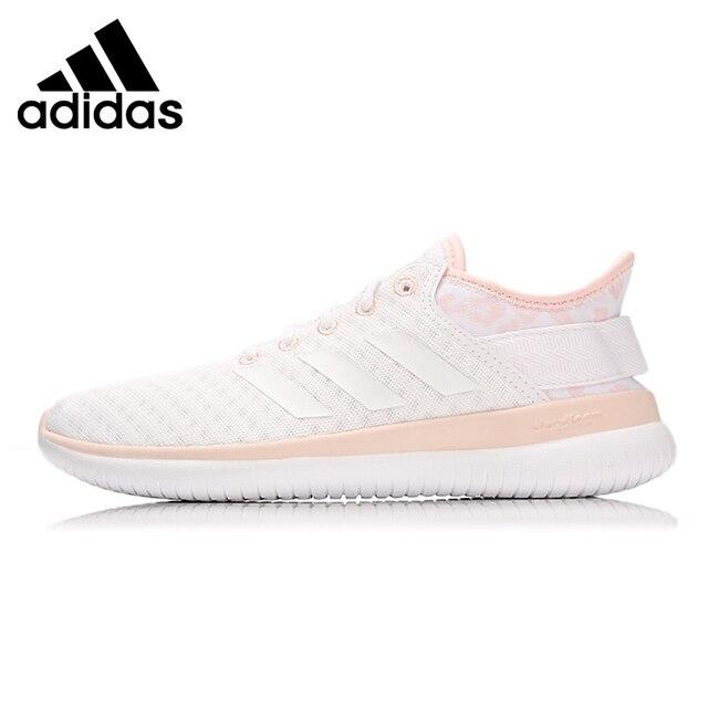 391a575c29b Nova Chegada Original Adidas NEO Label CF QTFLEX W das Mulheres Calçam As  Sapatilhas de Skate