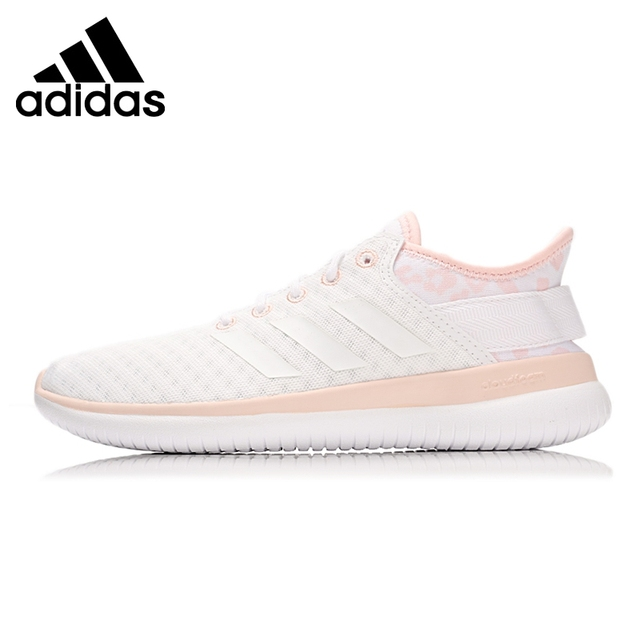 Original New Arrival 2017 Adidas NEO Label CF QTFLEX W Women's  Skateboarding Shoes Sneakers