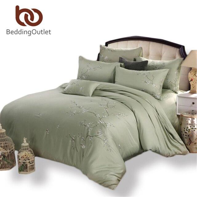 Beddingoutlet Bambus Bettwasche Set Weicher Baumwolle Bettwasche