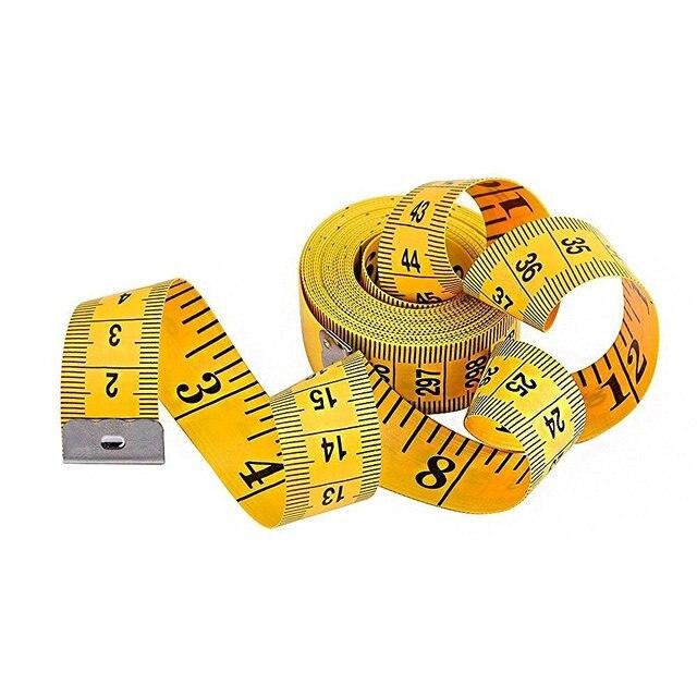 300 cm 120 inch zachte tape meting naaien kleermaker heerser