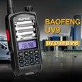 Новый Baofeng UV5R UV9 Walkie Talkie 8 Вт Высокой Мощности УКВ УФ Dual Band Portable Двухстороннее Радио Ртт PTT С Фонариком