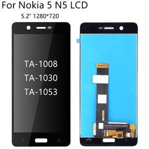 Image 4 - Calidad AAA para Nokia 8 7 6 5 3 2 LCD pantalla táctil digitalizador montaje para Nokia N8 N6 n7 N5 N3 N2 pantalla LCD prueba OK