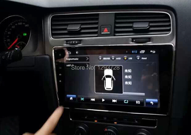 for volkswagen vw golf 7 android radio/golf 7 car audio