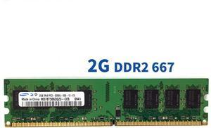 Image 4 - Samsung 1 GB 2 GB DDR2 pamięć stacjonarna PC2 667 moduł 800 MHZ 667 MHZ 800 MHZ 5300 S 6400 S 1G 2G ECC RAM