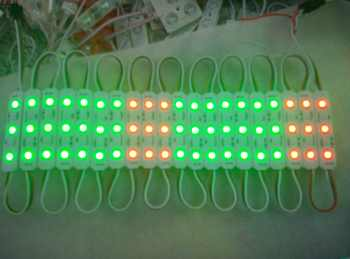 3LEDs 5050 SMD RGB LED Chasing Light LED Pixel Module Waterproof WS 2811 IC DC12V 500pcs/lot, DHL Shipping - DISCOUNT ITEM  40% OFF All Category