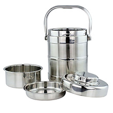 1.4L Stainless Steel Insulated Bento Box