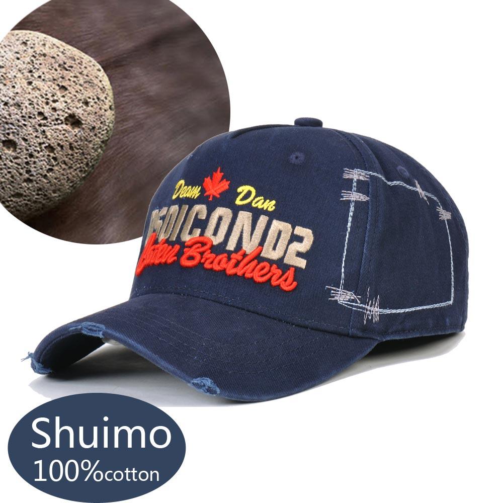 DSQICOND2 Casual Baseball Caps Men Brand DSQ 2018 Fashion Letter Snapback Caps for Men Women Cap Bone Dad Hats Hip Hop Casquette