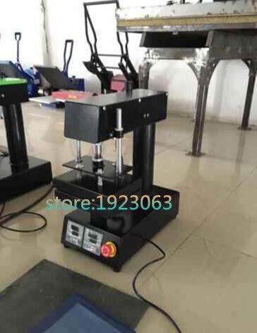 New Small 10*15 Pneumatic Auto Heat Press Transfer Machine for Sticker Label