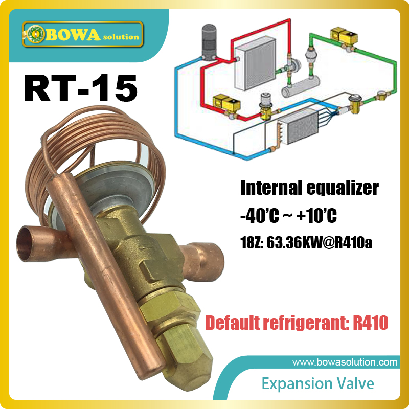 RT-15 R410a expansion valve is commonly used in packaged air conditioners, central air conditioners and many other systems kcp3 small peristaltic pump with 24 v stepper motor aluminum alloy