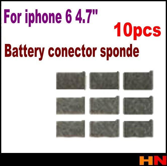 10 sztuk dla iphone 6 4.7 4.7 cal złącze baterii gąbka