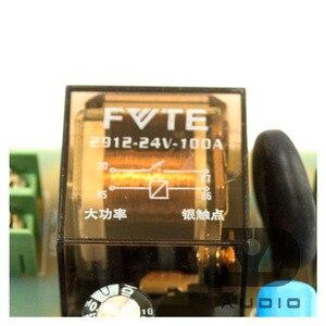 Image 4 - הרמה המקצועי מגבר חשמל עמיד הלם גבוהה כוח כוח רך להתחיל לוח עם 100A ממסר