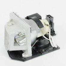 מנורת מקרן תואם לשימוש ב OPTOMA SP.8LM01GC01 DP851 EW662 EW762 OP W4070 OP380W OPW4100 OPW4105 OPX3800 OPX4050 TW762