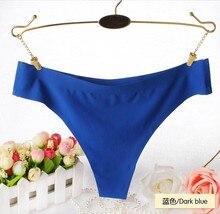 2016 Hot Sale Sexys Women Seamless Underwear Women T Panties G String Women's Briefs Calcinha Lingerie Tanga Thong For Women