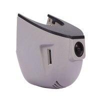 PLUSOBD Auto Camcorder Voor Audi A8 Q7 A4 A5 A6 A7 Q5 FHD 1080 P Bewegingsdetectie Dash Cam Draadloze Met Vochtigheid Sensor Slot + OBD2