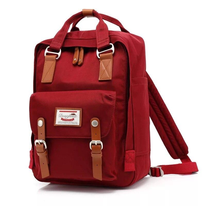 Clásico Original Kanken estudiantes mujeres de moda Mochila femenina Mujer 2018 viajes escuela Bolsa Escolar Mochila