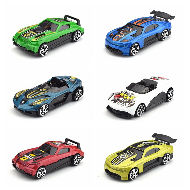Best Car Toys For Toddlers : Pcs new alloy sports car toy for children quality