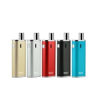 Original Hive Kit Vaporizer Kit With 2 Atomizers For Wax CBD Oil 650mAh Box Mod