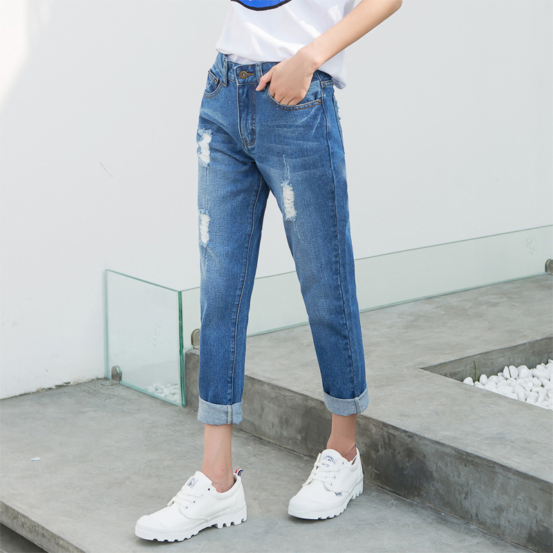 Popular Womens Baggy Jeans-Buy Cheap Womens Baggy Jeans ...