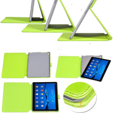ocube DHL/EMS Printing Pattern PU Flower Leather Case Cover For Huawei MediaPad M3 Lite 10 BAH-W09 BAH-AL00 10.1″Tablet