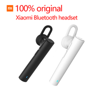 In Stock Xiaomi Original Bluetooth Headset Version 4 1 Young Youth Headphones Headset Build In MIC