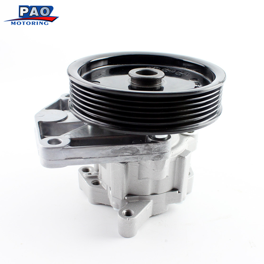 For Mercedes Benz ML350 ML550 GL450 R350 GL550 Power Steering Pump 0054664201