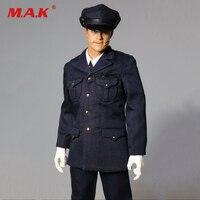 1/6 Batman Joker Polis Başkanı Şekillendirici + Elbise Suit MOM0001 Fit 12