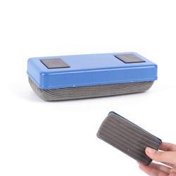 1 шт. 11*5.5 см Магнитная Доски ластики сухого стирания маркер белая доска cleaner салфетки с школьные канцелярские принадлежности канцелярские