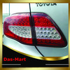 Car Accessories For Toyota Corolla 2008 2011 Tail Lamp Rear Light