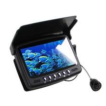 """Высокое качество 4,"""" цветной tft монитор подводная рыболовная камера лед океан рыболокатор камера беспроводной эхолот"""