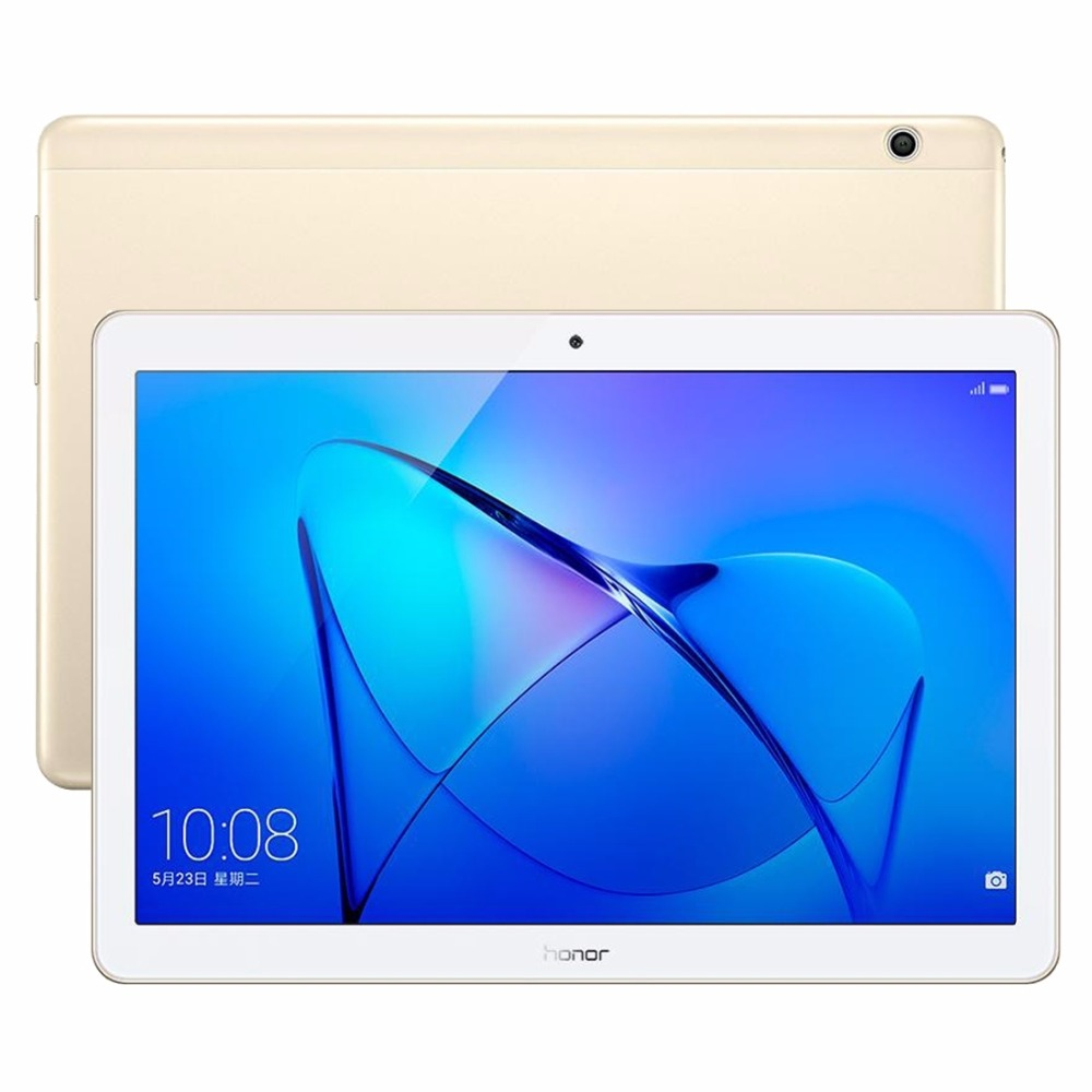 Original Huawei MediaPad T3 10 AGS-L09 4G Phone Call Tablets 9.6 inch 3GB 32GB EMUI 5.1 SnapDragon 425 Quad Core 4x1.4GHz GPS