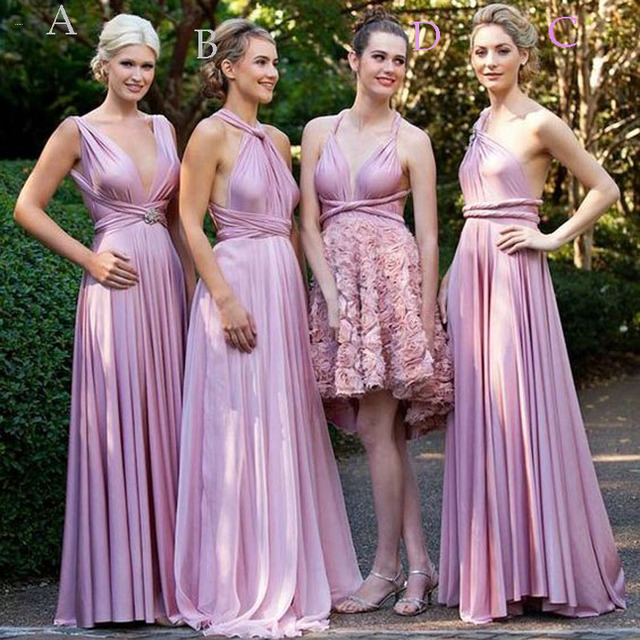 Modest Light Purple Bridesmaid Dress Russia Women Wedding Long Gown Sheer Middle  East Vestido De Noiva d8c724b9f82e