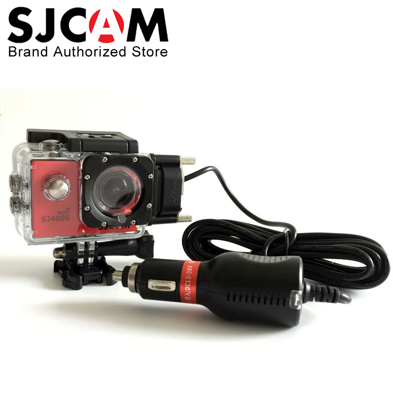 SJCAM Motorcycle Waterproof Case for SJCAM SJ5000 Series for SJCAM SJ4000 Series Charging Case for SJ5000 WiFi SJ5000X Elite