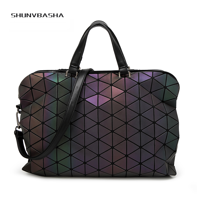 Bao Bao Obag Handles Laser Luminous Bag Sequins Saser ...
