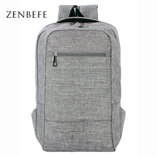 ZENBEFE Laptop Backpacks Large Capacity Backpack For College Designed Brand  Backpack Unisex School Bags For 15.6″ Laptop Bag