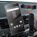Portable Car Air Vent Phone Holder for Sony Xperia XZ XA Ultra X Performance Z5 Premium Z5 X Compact X XA Z4v Z3 Z2 Z1 M5 E5 E4g