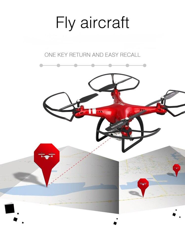 2019 plus récent XY4 RC Drone quadrirotor avec 2MP Wifi FPV caméra RC hélicoptère 20min temps de vol Drone professionnel pour enfants cadeaux - 4