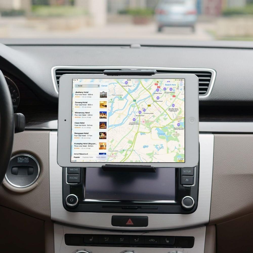 APPS2Car Universal 360 dərəcəlik CD Slot Tablet Dəstəkləmə - Avtomobil daxili aksesuarları - Fotoqrafiya 4