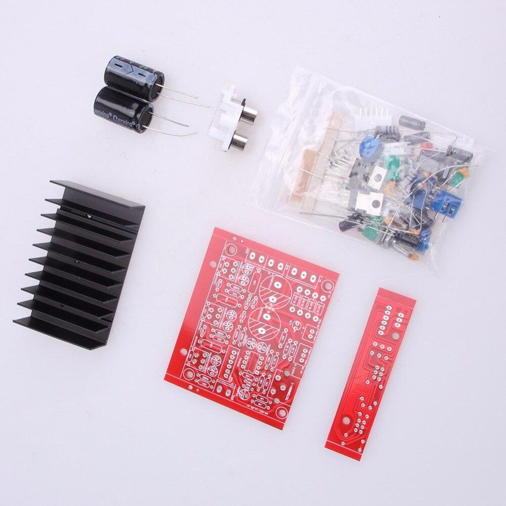 1 шт. 12 В 2X18 Вт 3ch сабвуфер TDA2030 2.1 стерео цифровой аудио Усилители Домашние DIY Наборы