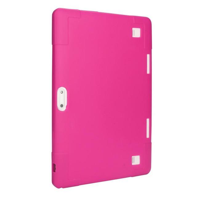 HIPERDEAL Moda Silicone Caso Capa De Silicone Universal Para 10 10.1 Mar22  Polegada Android Tablet PC c9fe312208