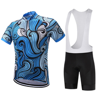Pro Cycling Clothing Wear Bike Bicycle Riding Clothes Ropa Ciclismo Breathable Quick Dry Lycra Long Cycling
