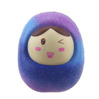 Jumbo 14 5CM Soft Squeeze Stress Relief Funny Dolls Scented Slow Rising Kid Toy Charm Phone