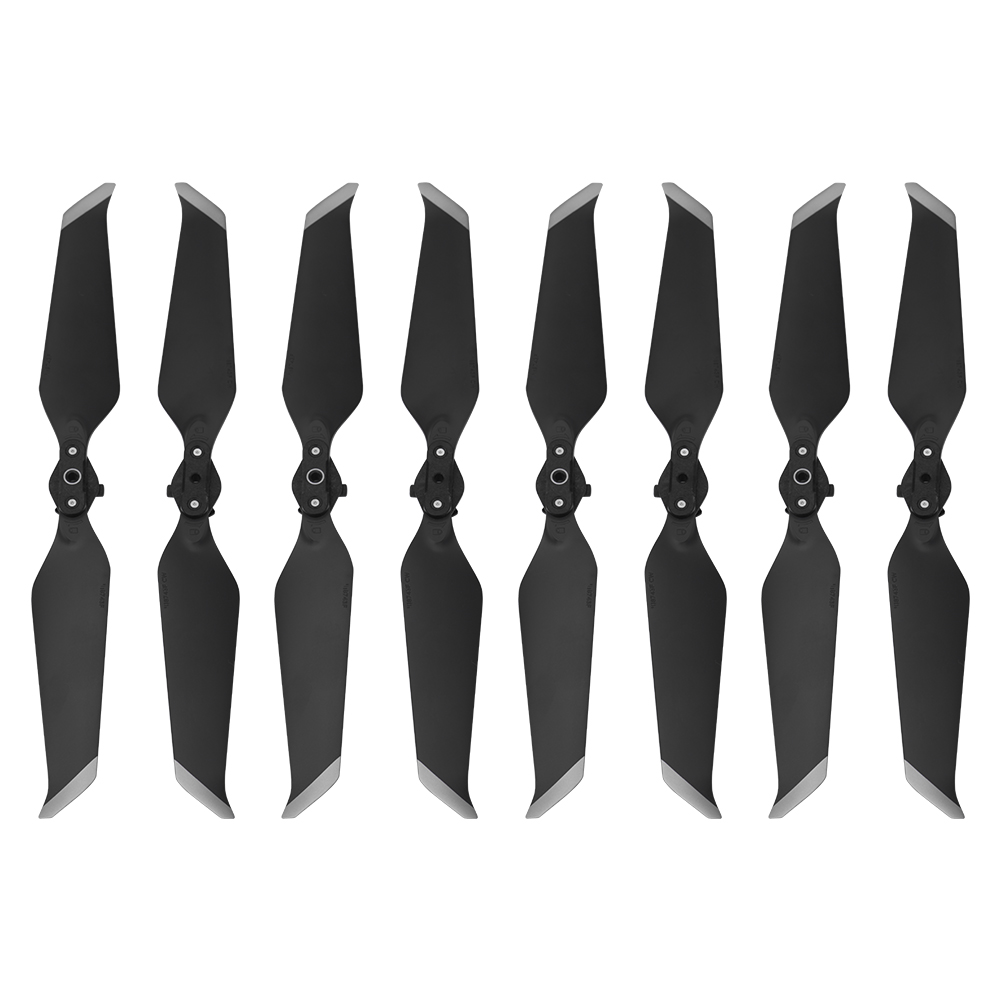 8pcs Propeller For DJI Mavic 2 Pro Zoom 8743 Low-Noise Props Quick-Release Folding Blade Noise Reduction Prop Drone Accessory