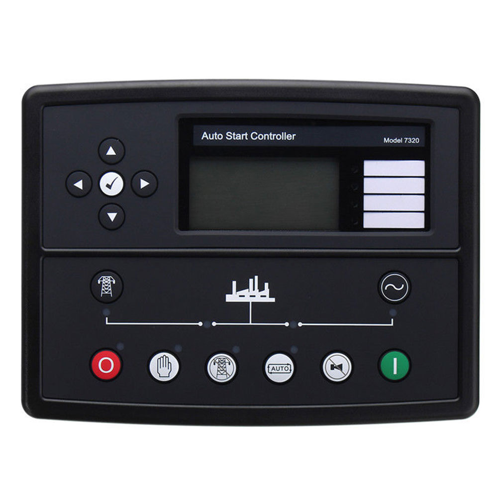 Auto Replace Module Accessories Professional Start Monitor Panel Electronics Controller Tool Generator Parts Durable For DSE7320