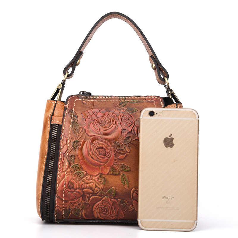 87a6e58e7868 ... Norbinus 2018 женская сумка из натуральной кожи роскошная дизайнерская  сумка через плечо для женщин маленькая сумка