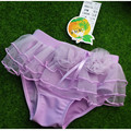 Девочка одежда принцесса купальники детям плавать пеленки детей мальчиков цветочные подгузники дети плавках купальный костюм защита от утечек