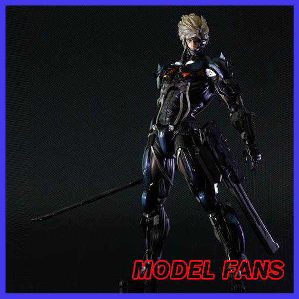 все цены на MODEL FANS Square Enix Metal Gear Rising Revengeance metal gear solid:rising Play Arts Kai figurine Raiden MVFG048 онлайн